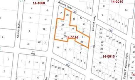 Carmelitas: Eminente Terreno Comercial - 4.702 M2 - Con 3 Frentes!