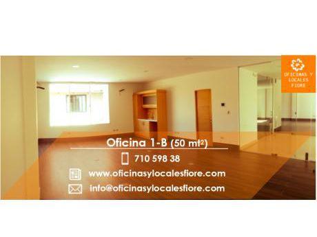 Alquiler De Oficina Nº 1-b (edificio Fiore) - Calle Batallon Colorados S/n