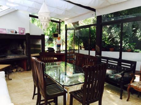 Venta Casa, Rambla, 4 Suites, 5 Baños, Jardin, Cochera, Seguridad,