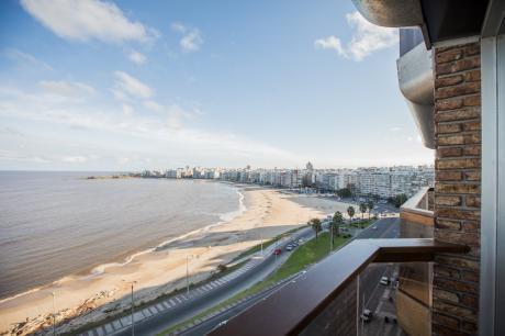 Alquiler Apartamento Montevideo Pocitos Rambla