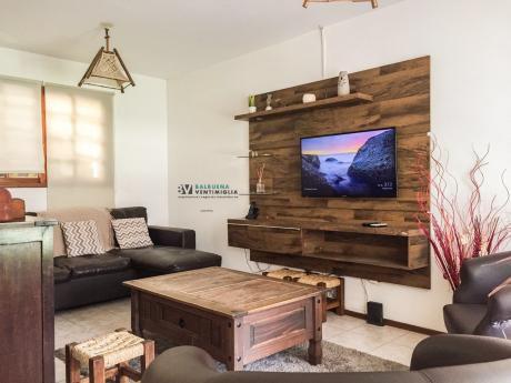 Apartamento De 2 Dormitorios  En Venta - Nueva Helvecia
