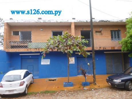 Departamento En Alquiler En Asuncion – Barrio Obrero