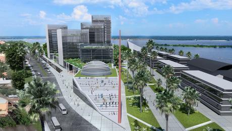 Vendo Propiedad A Pasos De Las Futuras Oficinas Del Gobierno En El Puerto