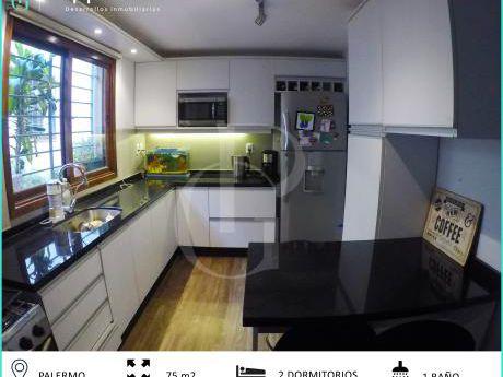 Se Vende Duplex 2 Dormitorios A Nuevo A Metros De La Rambla