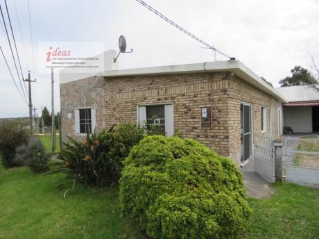 Casa En Canelón Chico, R32 Y R67