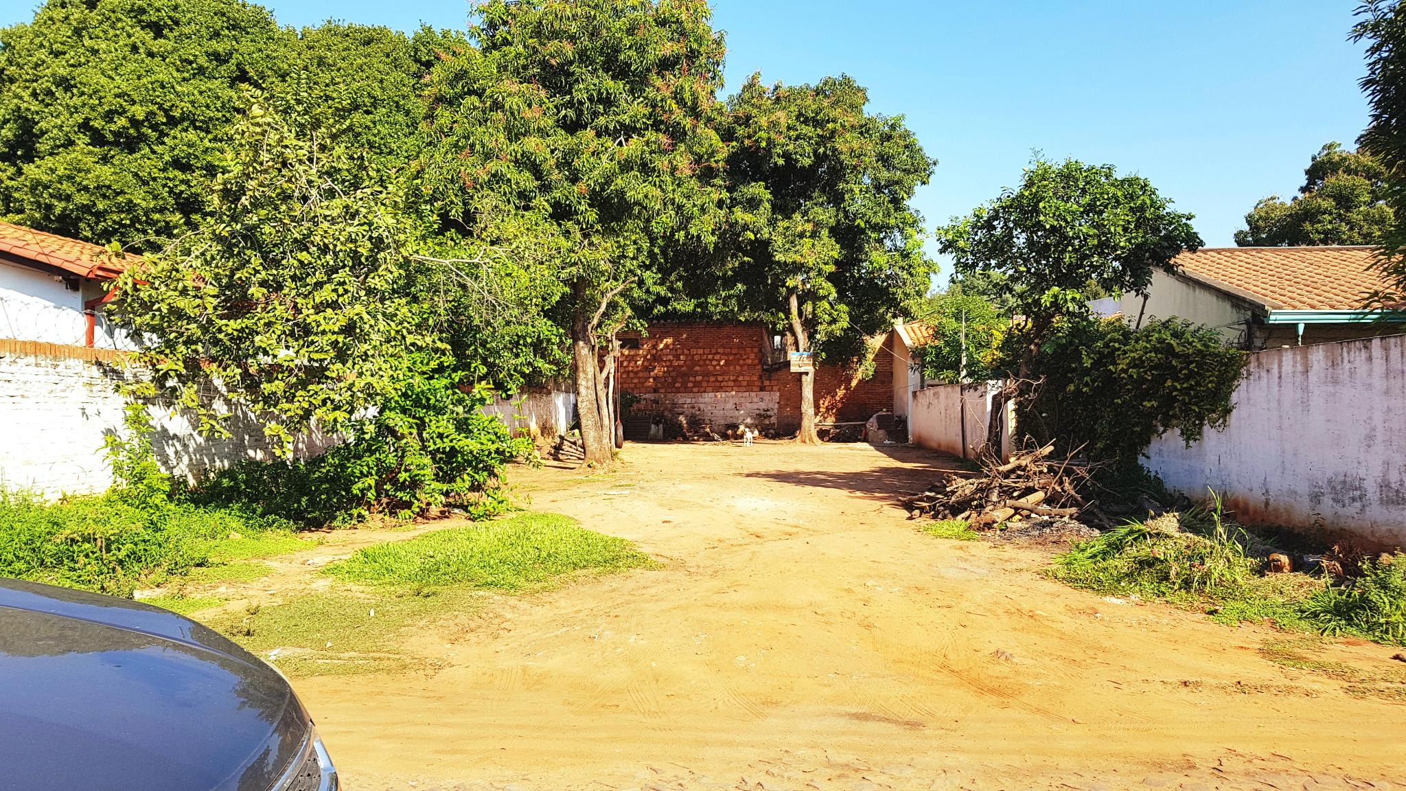 Vendo Terreno En El Centro De San Lorenzo