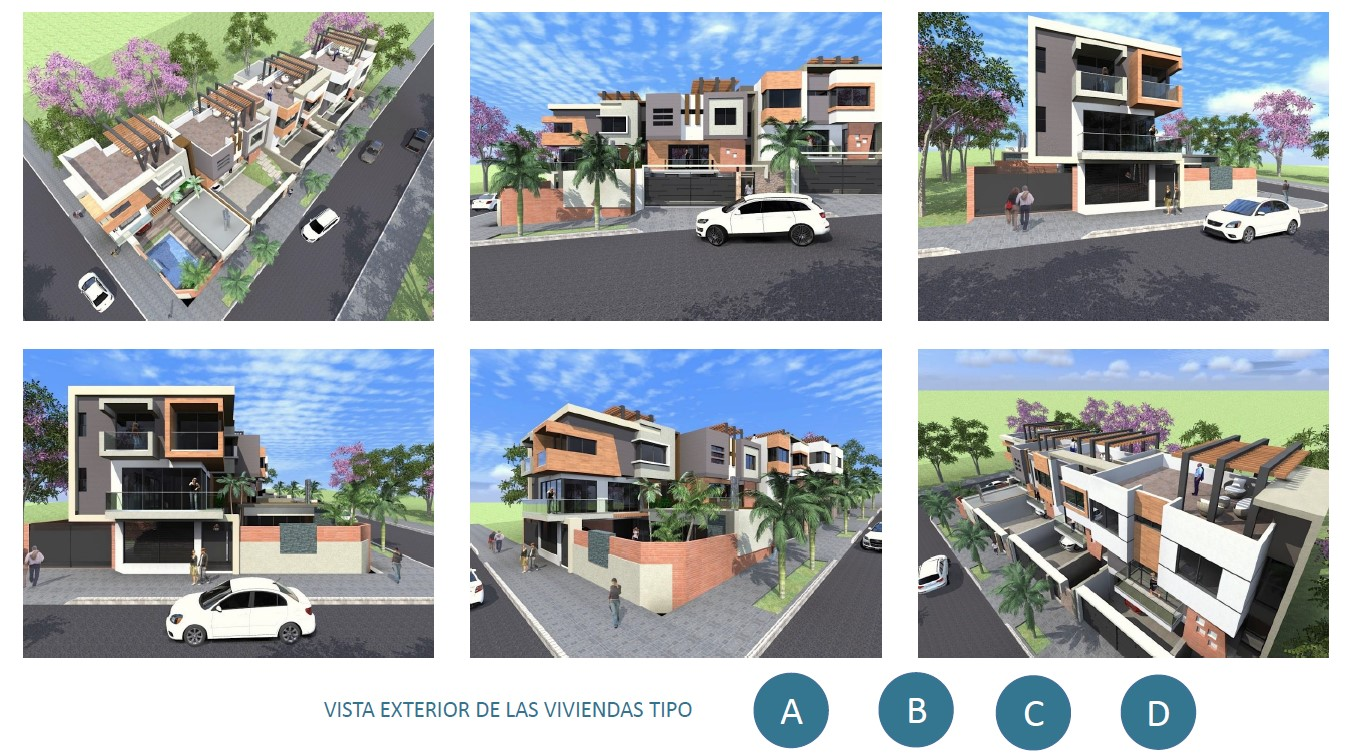 Vendo Triplex Tipo Premium En La Ciudad De Encarnación.