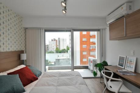 1 Dormitorio C/promocion! 1 Mes Gratis Alquiler Y Libre G.C. Por 4 Meses!