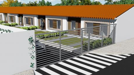 Casas En Preventa Urb/ Cerrada Carretera Cotoca