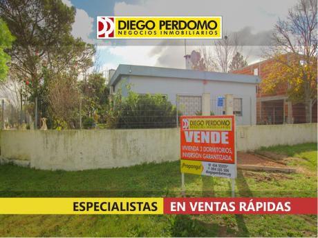 Casa En Venta De 3 Dormitorios, Ciudad Del Plata.