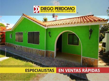 Casa En Venta En Balneario Kiyú