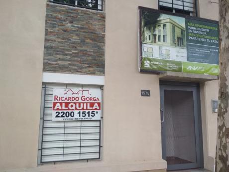 Duplex A Estrenar Próximo A Bv Artigas Y San Martín!