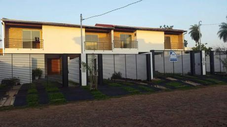 Atencion Inversionistas! Duplex En Zona Residencial De Luque.