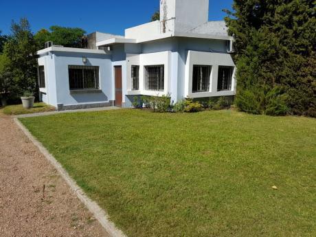 Alquiler Casa Habitacion, Sobre Avda En Fte Al Aeropuerto En Barrio Nuevo