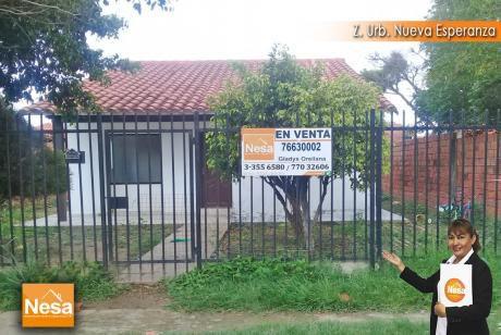 Casa Económica En Venta - Z. Urb. Nueva Esperanza