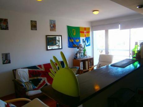 Apartamento 1 Dormitorio Puerto Del Buceo