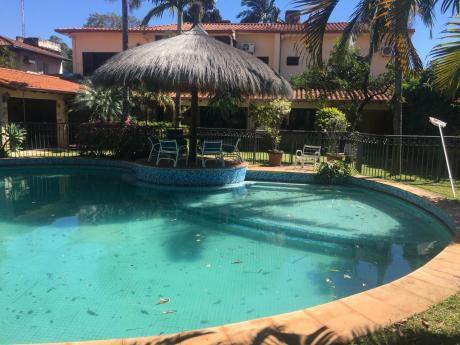 Alquilo Residencia Amoblada En Barrio Mcal Estigarribia