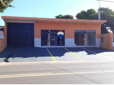 Alquilo Hermoso Y Amplio Salon En San Lorenzo