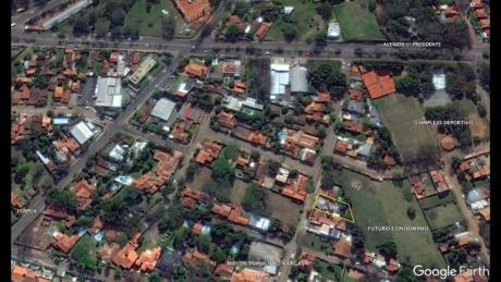 En Oferta Terreno Zona SantÍsima Trinidad-itapua Primer Presidente 511m2