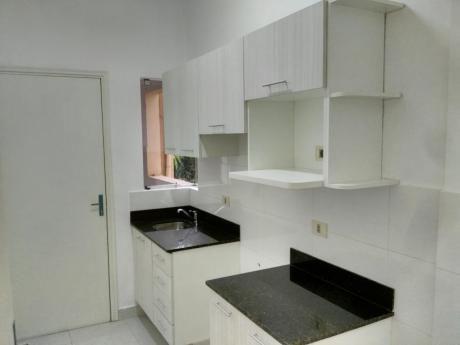 Alquilo Departamento En Paralela A Avda Felix Bogado, 2 Dormitorios