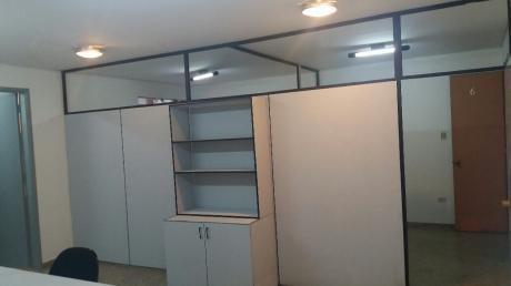 Oficina Amoblada En Alquiler