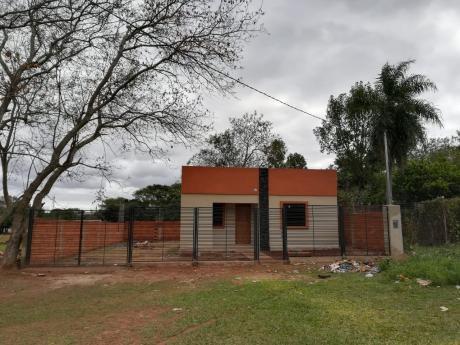 Vendo Casa A Estrenar En San Lorenzo - Reducto