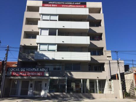 Venta Apartamento Brazo Oriental 2 Dormitorios Con Cochera