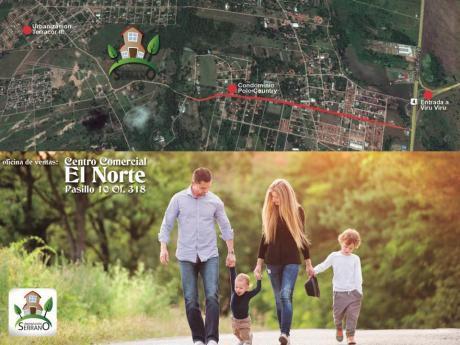 Casas Y Lotes En Urbanización Serrano