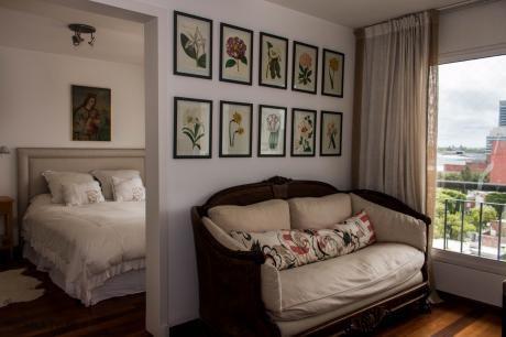 Moderno Duplex 3 Dormitorios Y Servicio En Pocitos