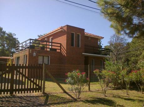 Alquiler Casa En Barrio Portal De Piriápolis