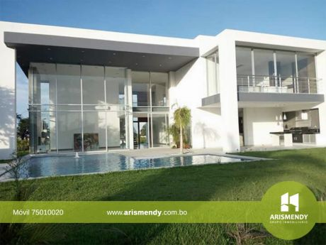 Hermosa Casa En Venta Urubo
