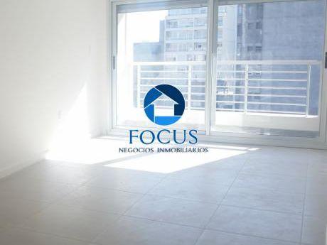 2 Dormitorios Con Terraza A Estrenar En Cordón Usd 150.400