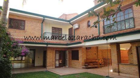 Alquilo Hermosa Residencia Zona Casa Rica