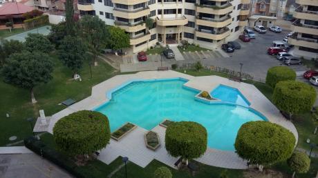 En Alquiler Hermoso Departamento Condominio Mediterraneo II