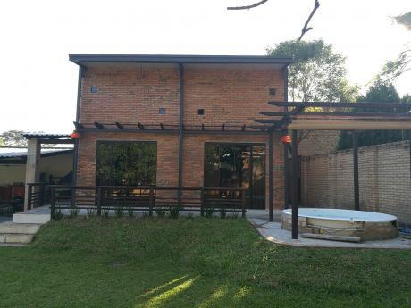 Alquilo Casa En Luque - Villa Adela