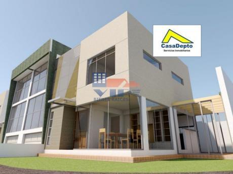 Cod. 11901 Moderna Casa En Venta - A Estrenar -