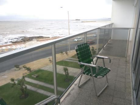 Excelente Apartamento Frente Al Mar - Malvin