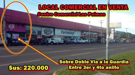 En Venta Local En El Centro Comercial Las Palmas