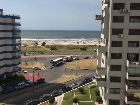Dueño Vende! Excelente Apartamento Parada 1 Frente A Playa Brava