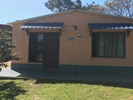 Casa A 3 Cuadras De La Ruta Interbalnearia Del Lado Norte