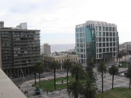 Alquiler Apartamento En Plaza Independencia