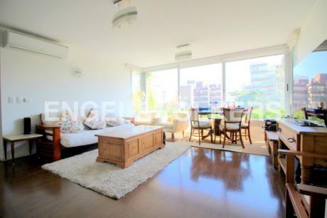 Moderno Apartamento De Dos Dormitorios Para Venta O Alquiler Amueblado En Malvin