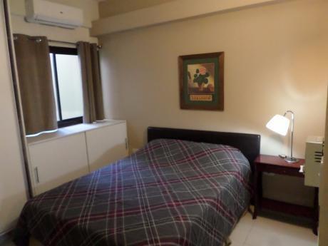 Alquilo Departamento De Un Dormitorio Amoblado Sobre Perú