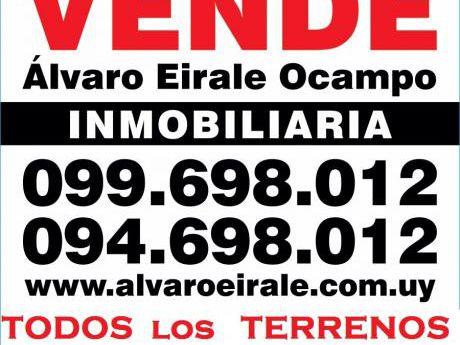 # Terreno 1.600 M2*esquina: Av. 8 De Octubre Y L. A. De Herrera
