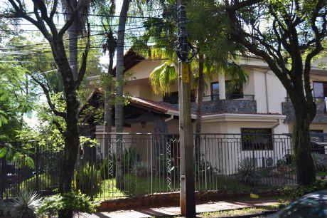 A-018 Alquilo Residencia - Barrio Mariscal Estigarribia