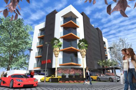 Barrio Hamacas Departamento En Pre-venta 122m2