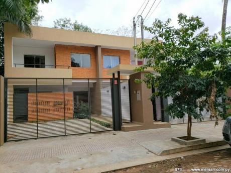 Duplex 3 Dorm. Zona Aso De Hacienda Lambaré (CóD. 673)