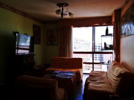 Departamento En Miraflores, Habitación En Alquiler Para Compartir Piso