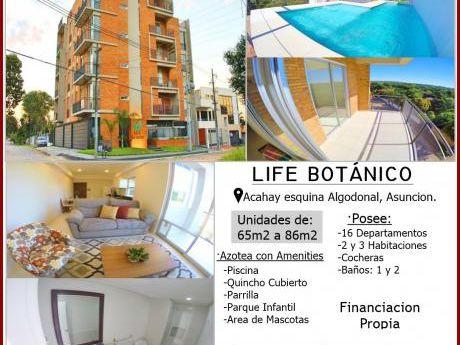 Edificio Life Botanico