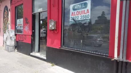 Local Comercial En Paso Molino